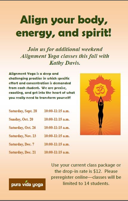 Alignment_poster_fall_2013